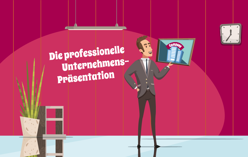 Unternehmensprasentation Basic Powerpoint