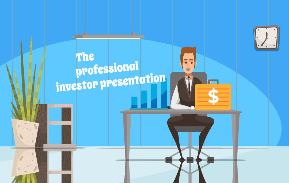professional investor presentation -