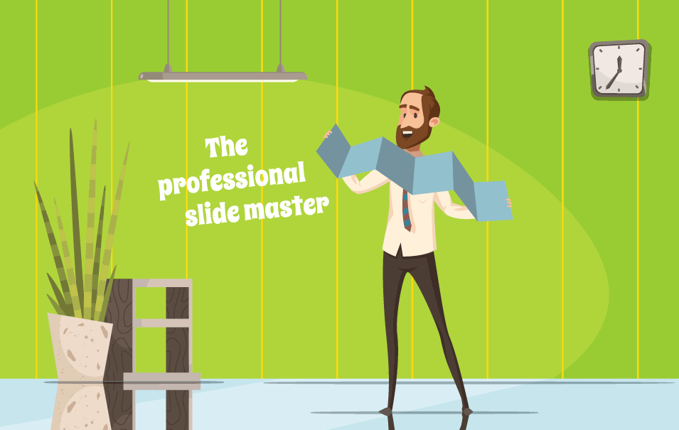 professional slide master -
